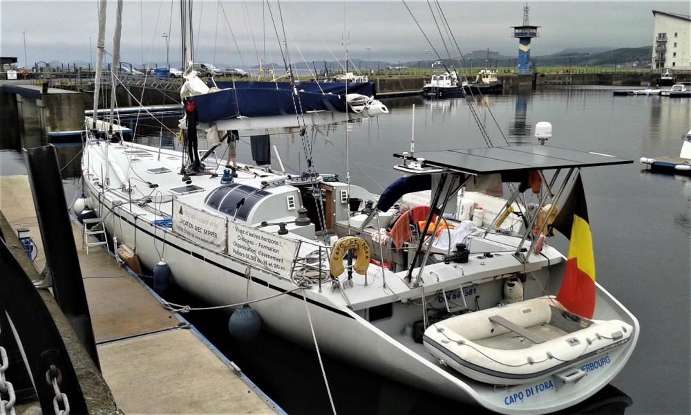 Noleggio yacht Cherbourg-en-Cotentin - Leguen Hemidy levrier des mers 20,20 mtr su SamBoat