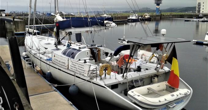 Noleggio barche Leguen Hemidy levrier des mers 20,20 mtr a Cherbourg-Octeville su Samboat