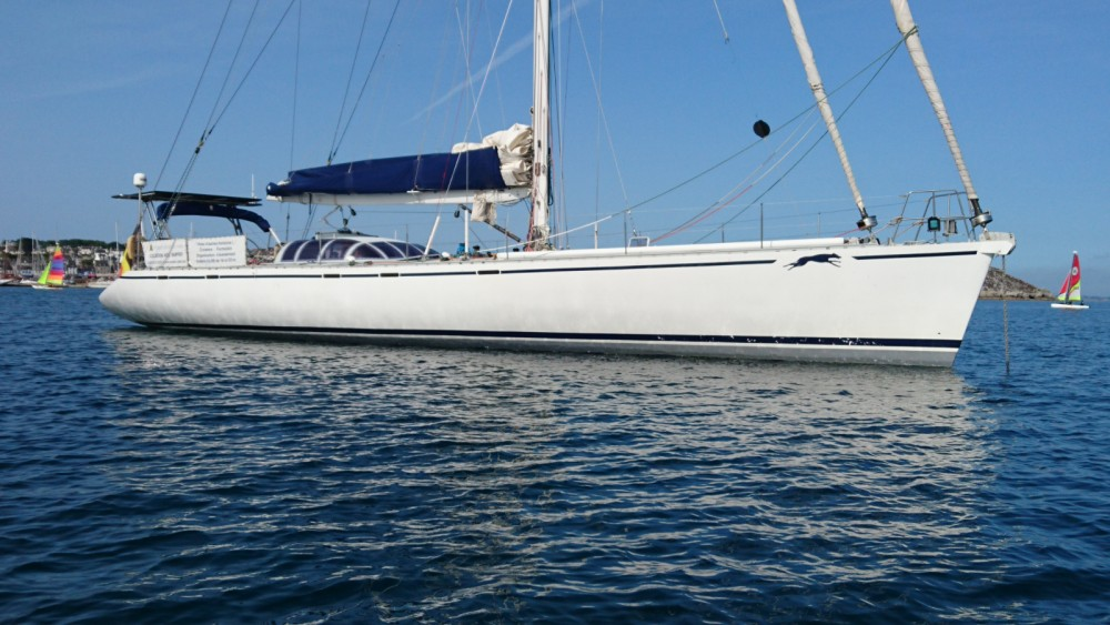 Noleggio barche Cherbourg-en-Cotentin economico levrier des mers 20,20 mtr