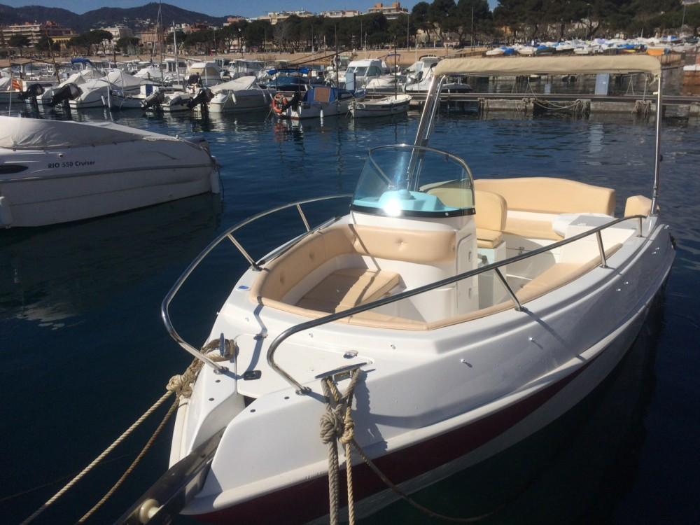 noleggio Barca a motore Sant Amanç - Marinello Eden 20