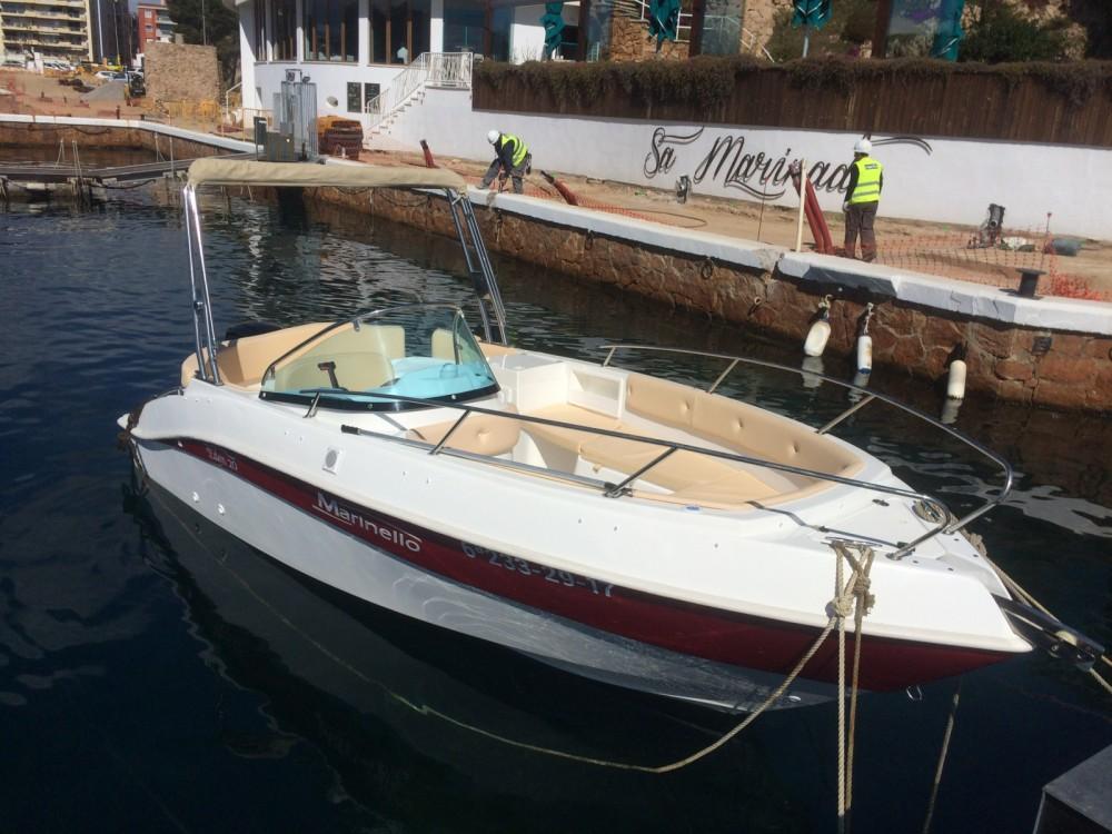 Noleggio barche Sant Amanç economico Eden 20