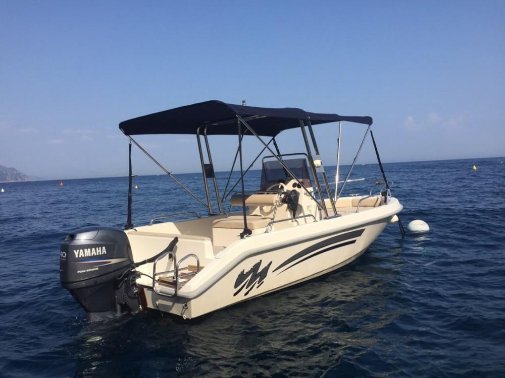 noleggio Barca a motore Salerno - Terminal Boat BARCA OPEN TERMINAL BOAT 18