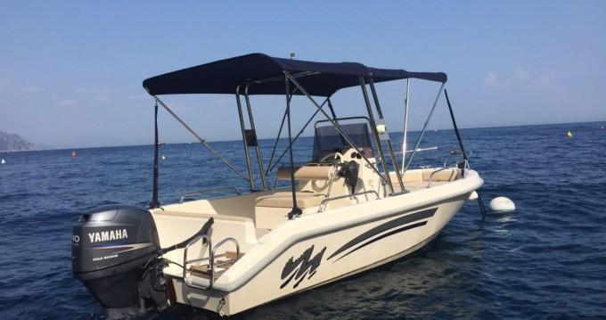 Noleggio yacht a Salerno – Terminal Boat BARCA OPEN TERMINAL BOAT 18 su SamBoat