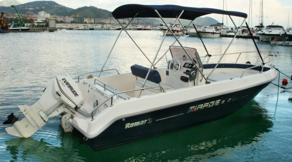 Noleggio yacht Salerno - Romar romar tirage 5.7 40hp su SamBoat