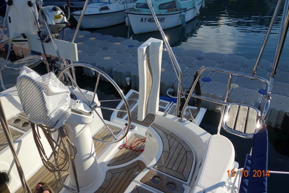 Noleggio Barca a vela Tesyacht  con una patente