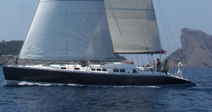 Noleggio Barca a vela Launet con patente nautica