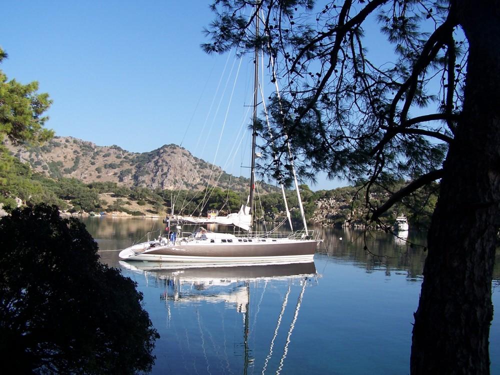 Noleggio Barca a vela Launet con una patente