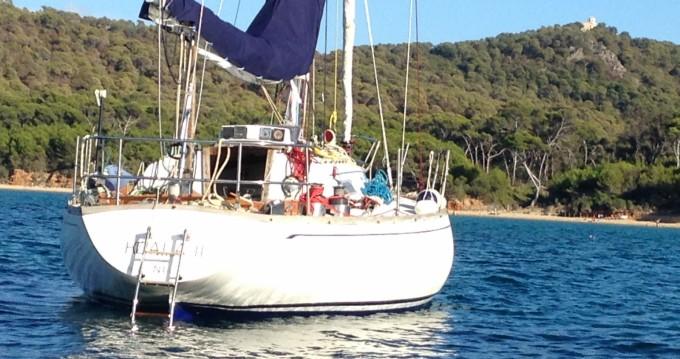 Noleggio Barca a vela a Le Grau-du-Roi – Carter 37