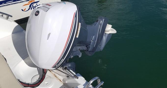 Noleggio Barca a motore a Altea – Marinello Fisherman 16