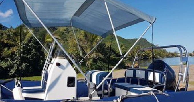 Noleggio Gommone con o senza skipper Falcon a Tahiti