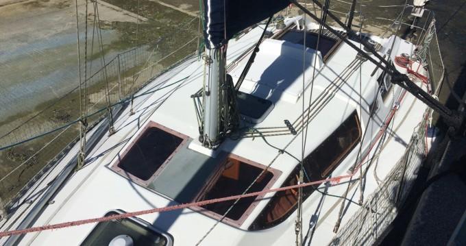 Noleggio Barca a vela con o senza skipper Kirie a Brest