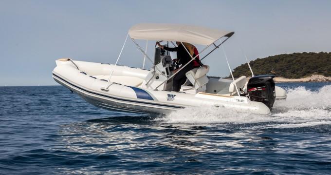 Noleggio Gommone Tiger con patente nautica