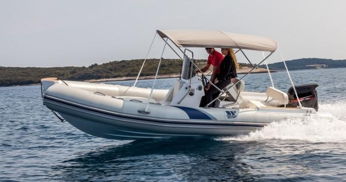 Noleggio barche Vrsar-Orsera economico SPORTLINE 550