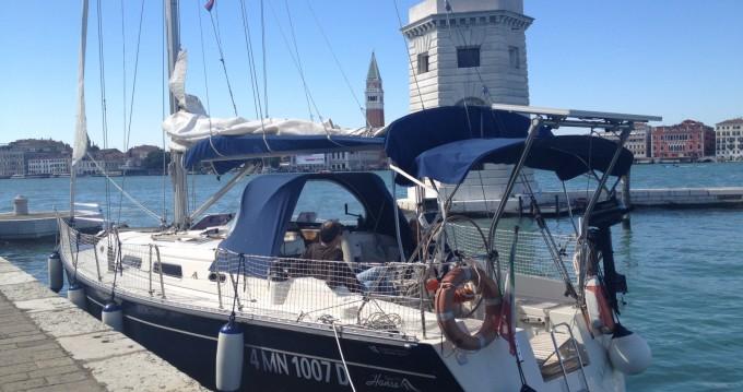Noleggio Barca a vela con o senza skipper Hanse a Punta Sabbioni