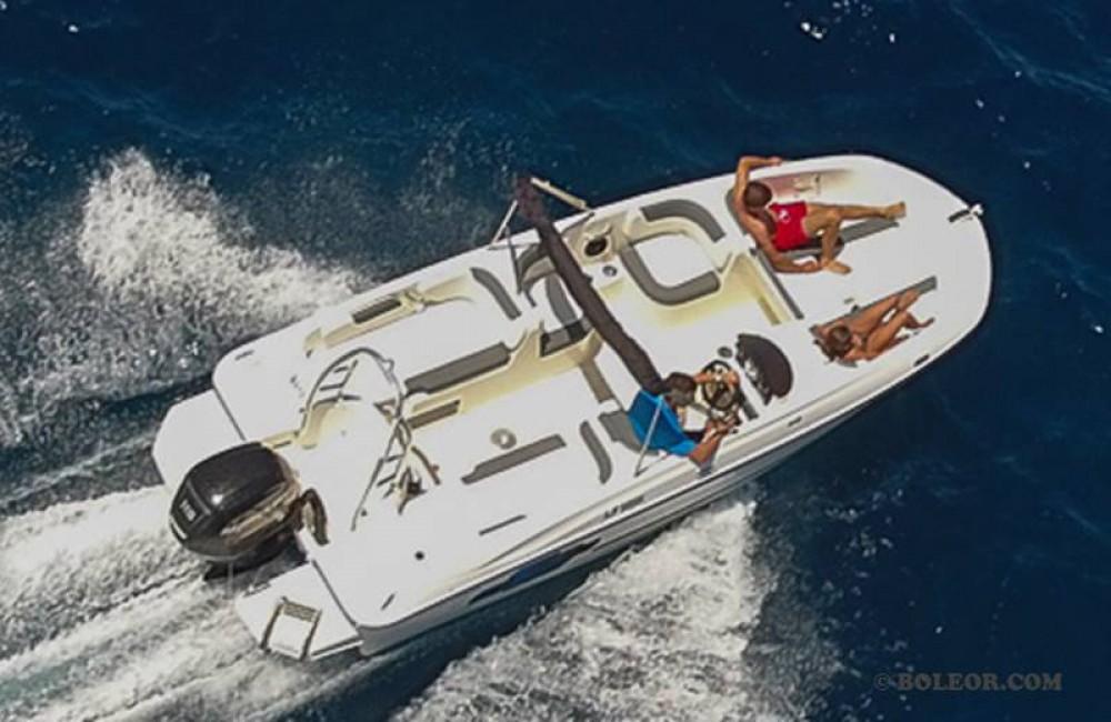 Noleggio barche Palma economico Q600 'Atlas' (8p/115hp)
