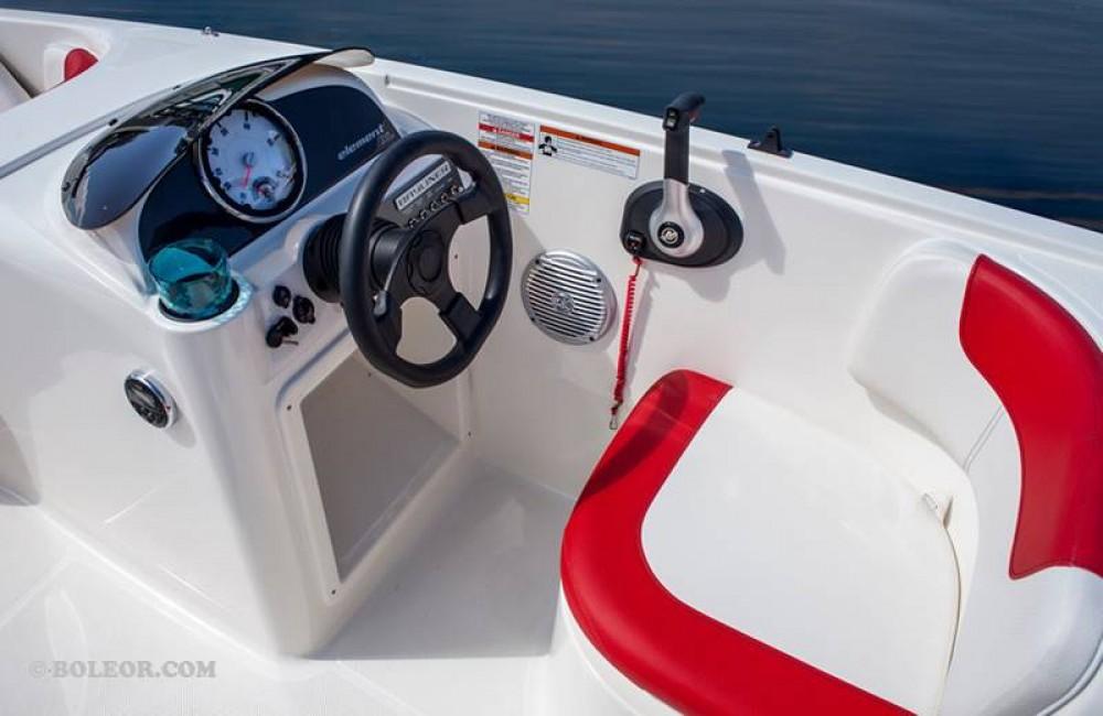 Noleggio barche Boleor Q600 'Atlas' (8p/115hp) Palma su Samboat