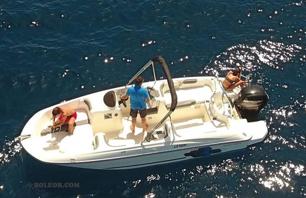 Noleggio Barca a motore con o senza skipper Boleor Palma