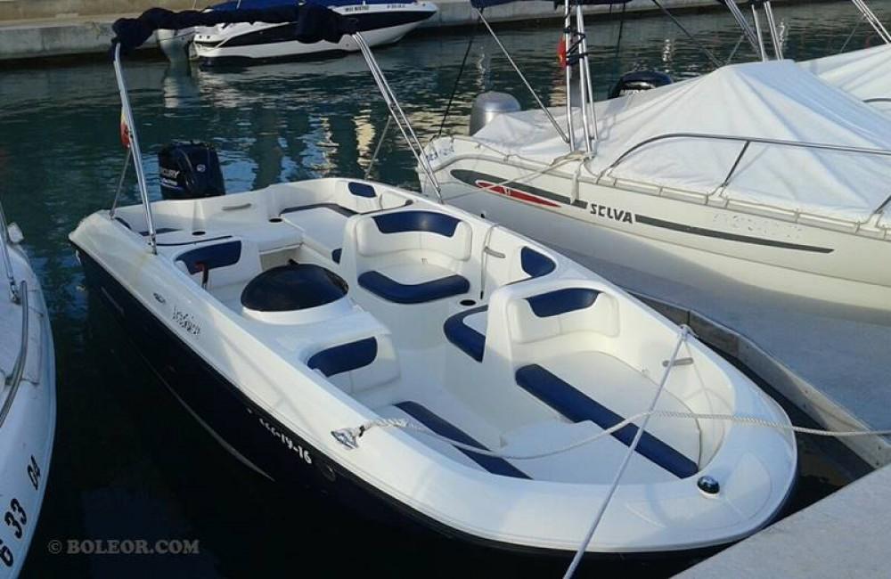 Noleggio Barca a motore Boleor con una patente