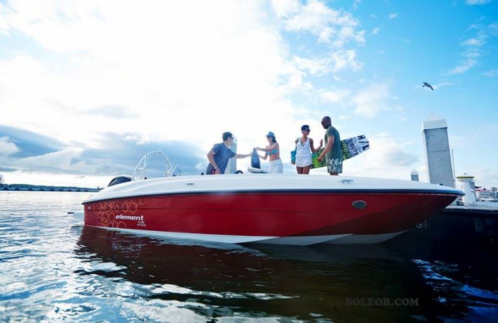 Barca a motore a noleggio Palma al miglior prezzo