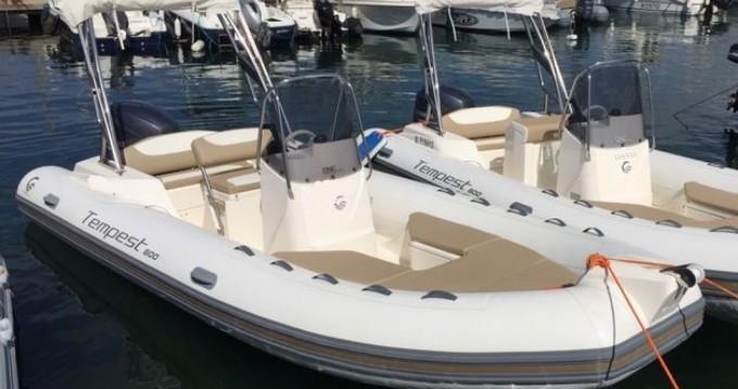 Noleggio barche Saint-Georges-de-Didonne economico Tempest 600