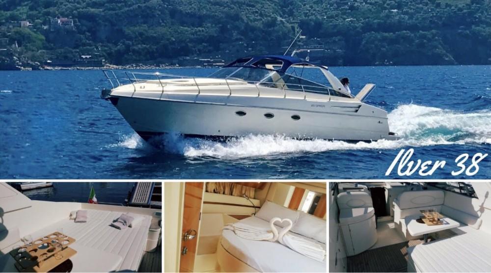 Barca a motore a noleggio Vico Equense al miglior prezzo