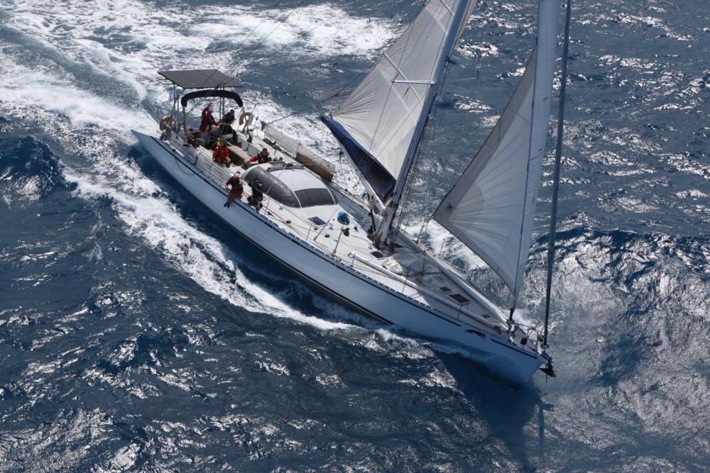 Noleggio Barca a vela con o senza skipper Leguen Hemidy Cherbourg-en-Cotentin