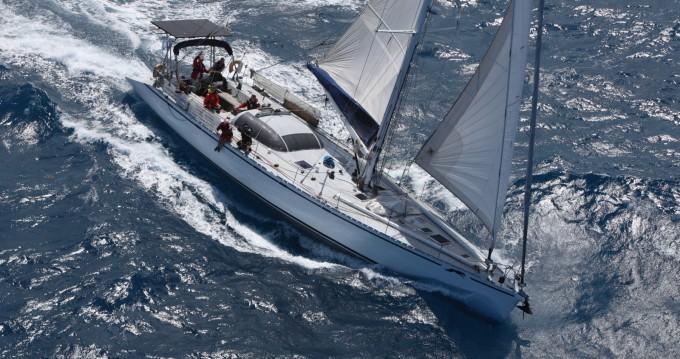 Noleggio Barca a vela Leguen Hemidy con patente nautica