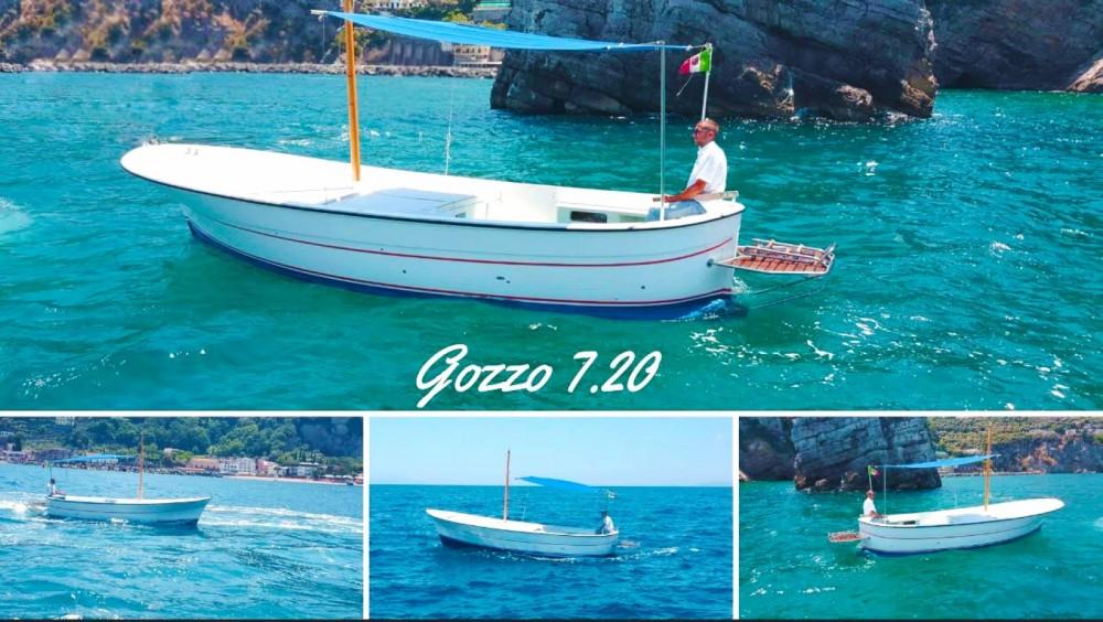 Noleggio yacht Vico Equense - Gozzo Gozzo 750 su SamBoat