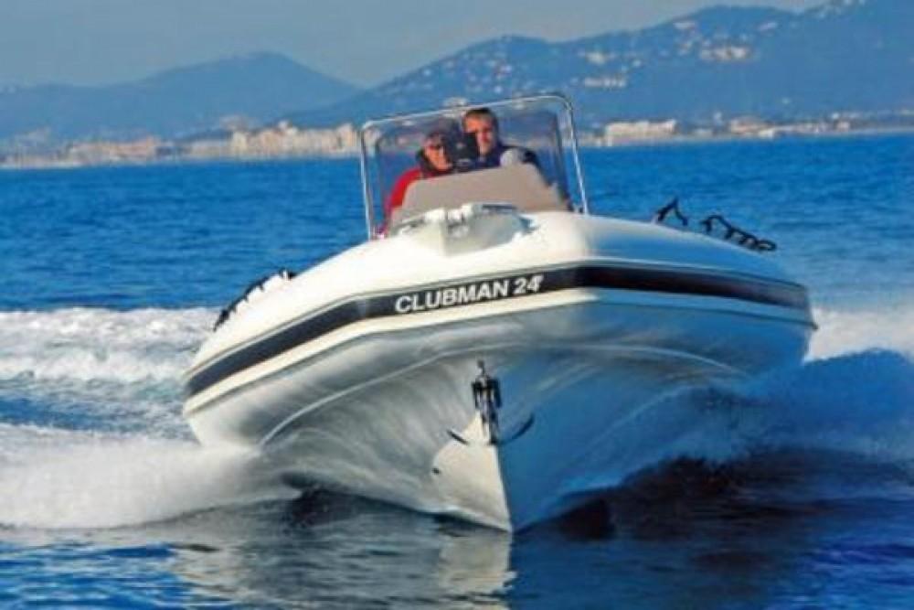 Noleggio barche Joker Boat Clubman 24 Pianottoli-Caldarello su Samboat