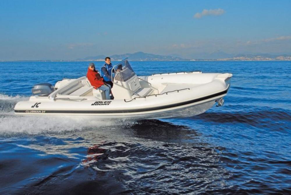 Noleggio yacht Pianottoli-Caldarello - Joker Boat Clubman 24 su SamBoat