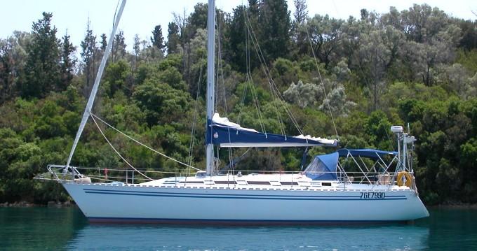 Gibert Marine Gib Sea 442 tra privati e professionisti a Isola Lipari