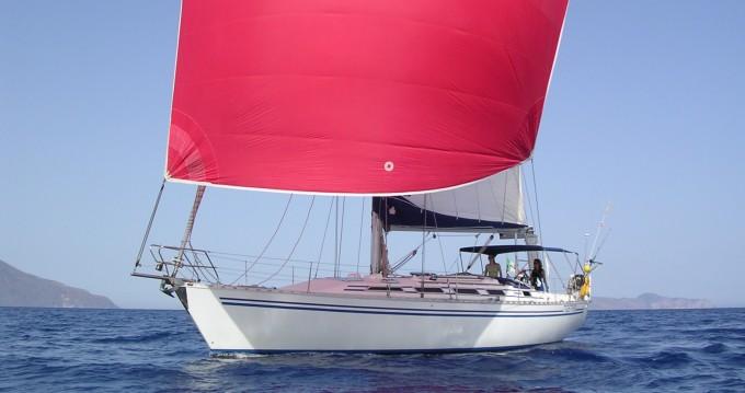 Barca a vela a noleggio a Isola Lipari al miglior prezzo