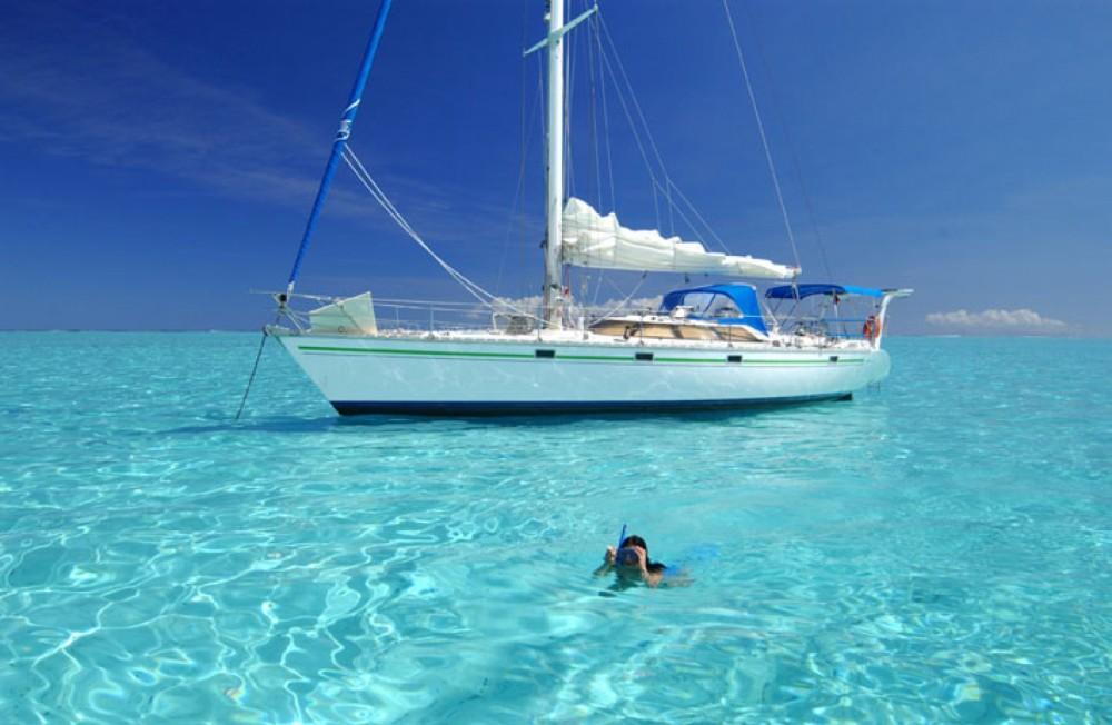 Noleggio yacht Huahine - Jeanneau Trinidad su SamBoat
