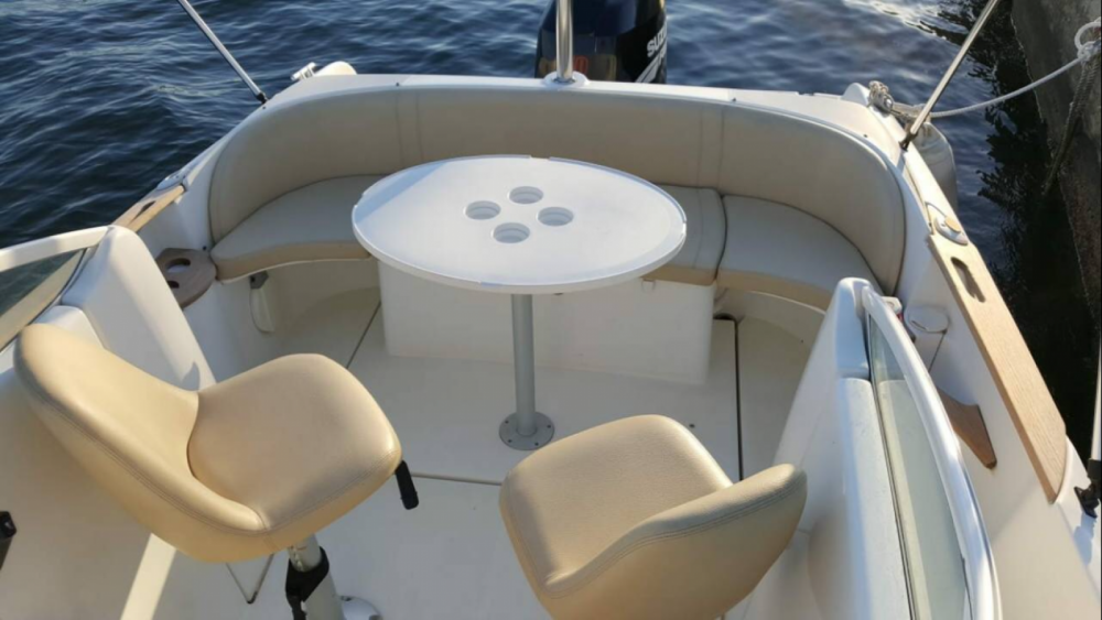Noleggio barche Novi economico Flyer 650 Sun Deck