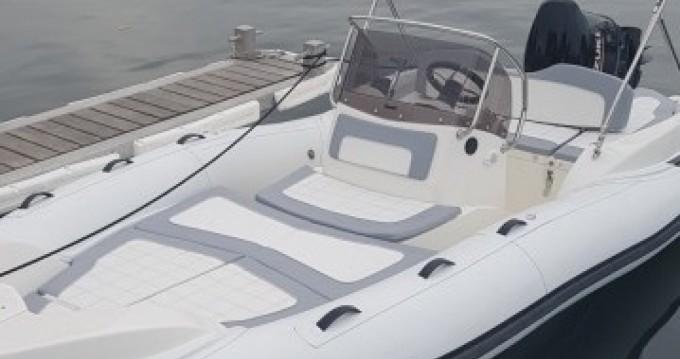 Noleggio Gommone con o senza skipper Marlin Boat a Porto-Vecchio