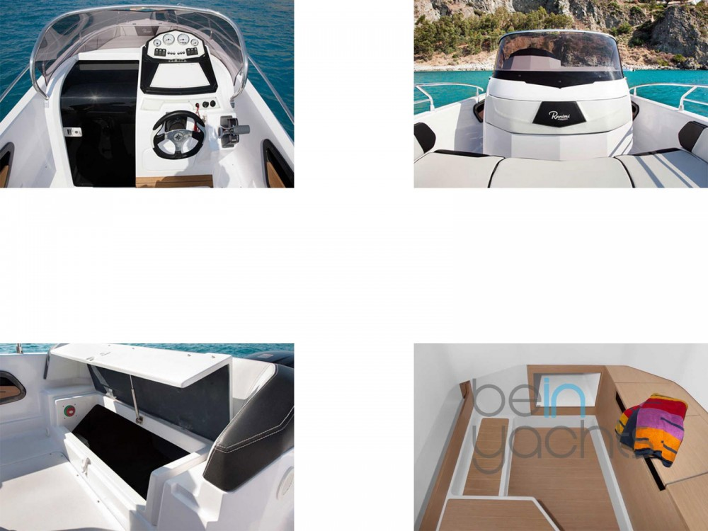 noleggio Barca a motore Arcachon - Ranieri Voyager 21 S