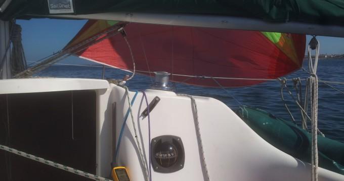 Barca a vela a noleggio a Port-Joinville al miglior prezzo
