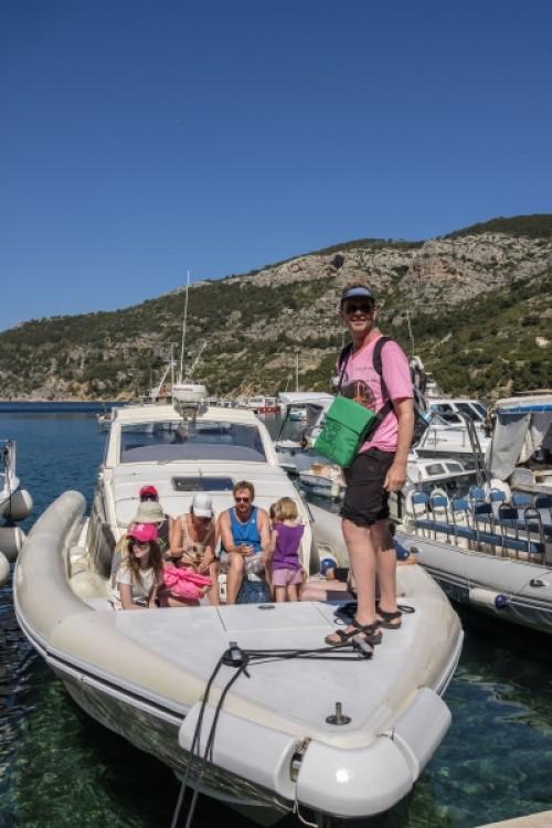 Noleggio barche Lomac Airone40 Spalato su Samboat