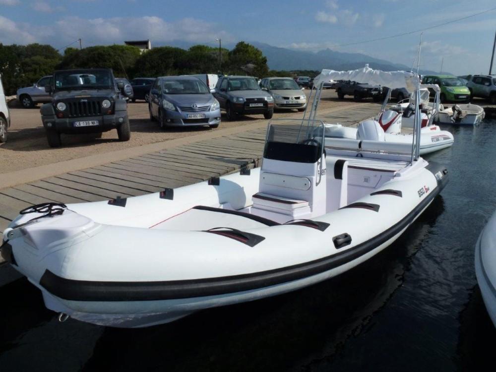 Noleggio barche Pianottoli-Caldarello economico Selva D650 Ds