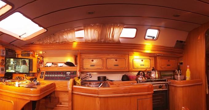 Noleggio Barca a vela con o senza skipper Alubat a Barcellona