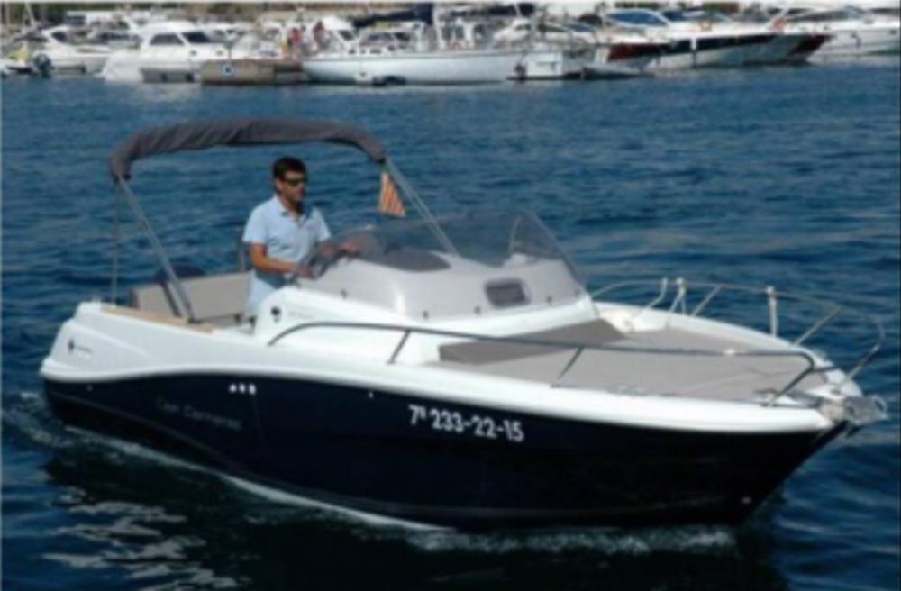 Noleggio barche Novi economico Cap Camarat 6.5 WA