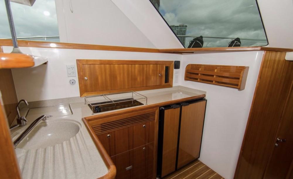 Noleggio Barca a motore Riviera con una patente