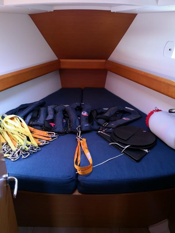 noleggio Barca a vela Tolone - Jeanneau Sun Odyssey 439