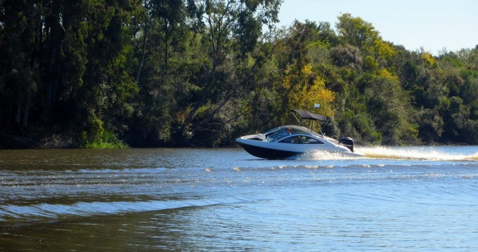Noleggio Barca a motore a Tigre – Avalon X3 Elite