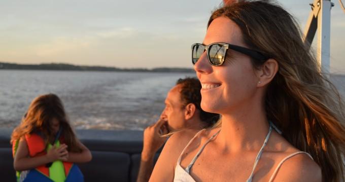 Noleggio Barca a motore con o senza skipper Avalon a Tigre