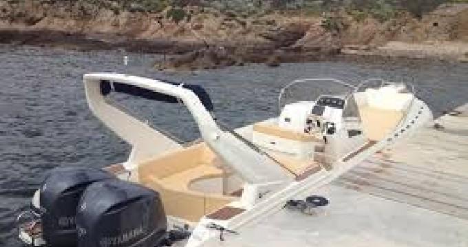 Noleggio Gommone con o senza skipper Capelli a Porto-Vecchio