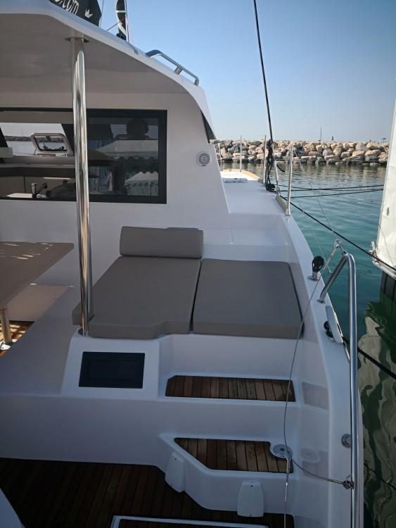 Catamarano a noleggio Porto-Vecchio al miglior prezzo
