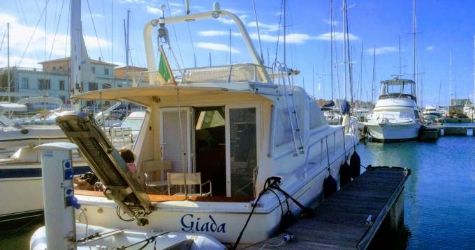 Noleggio Barca a motore Raffaelli con patente nautica