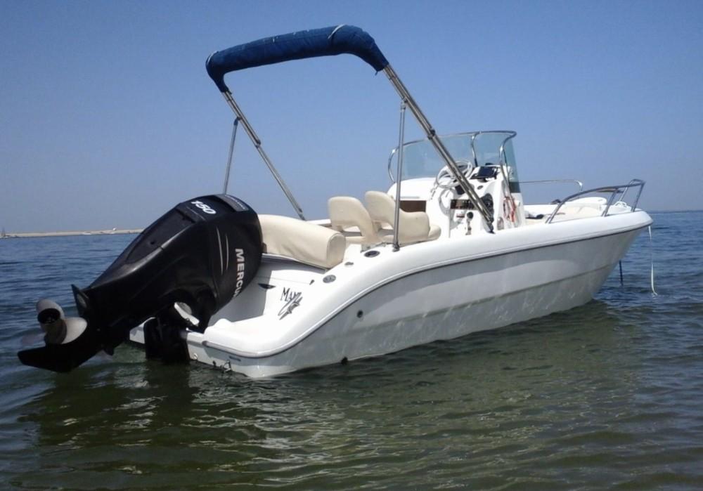 Barca a motore a noleggio Arcachon al miglior prezzo