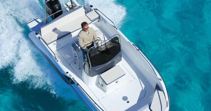 Noleggio Barca a motore con o senza skipper Bénéteau a Le Croisic